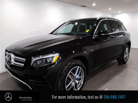New 2018 Mercedes-Benz GLC350e, Save Up To $6200 & 1.9% Financing