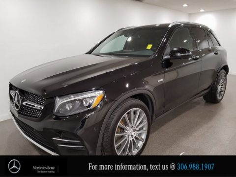 Certified Pre-Owned 2017 Mercedes-Benz GLC AMG GLC 43 Heated Seats CAM NAV