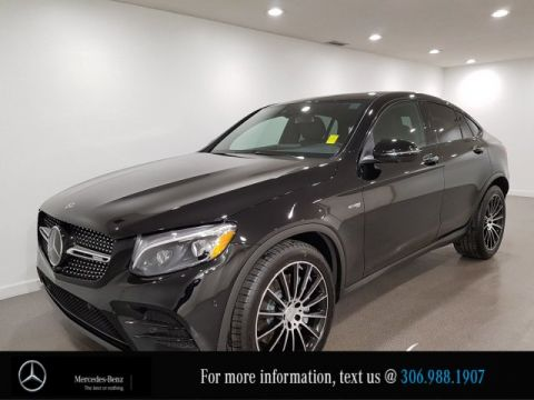 New 2019 Mercedes-Benz GLC AMG GLC 43, 2.9% Financing & 3 Payment Waiver