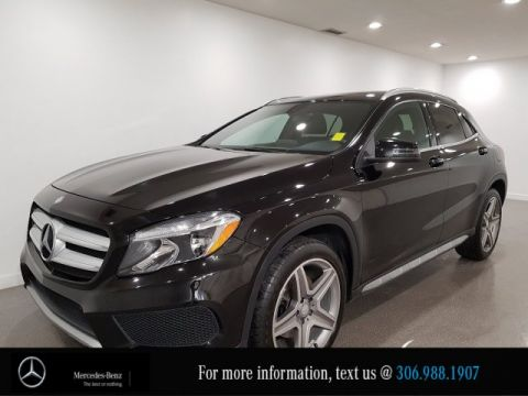 Certified Pre-Owned 2017 Mercedes-Benz GLA GLA 250 Pano Roof, Heated Seats, CAM