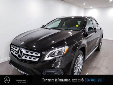 Certified Pre-Owned 2018 Mercedes-Benz GLA GLA 250, Demo Special, Save Up To $5000!