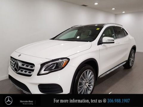 New 2019 Mercedes-Benz GLA GLA 250, Save Up To $5000, 1.49% Financing & 3 Payment Waiver