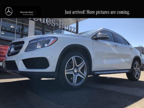Certified Pre-Owned 2015 Mercedes-Benz GLA GLA 250 Heated Leather Seats NAV