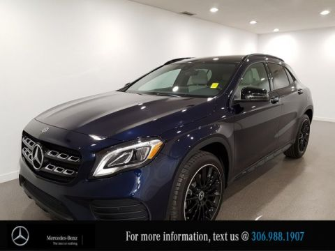 New 2019 Mercedes-Benz GLA GLA 250, Save Up To $3500, 1.9% Financing & 3 Payment Waiver