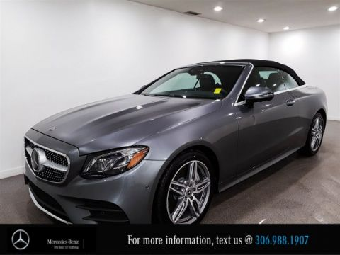 New 2018 Mercedes-Benz E-Class E 400, Save $8500 & 2.9% Financing