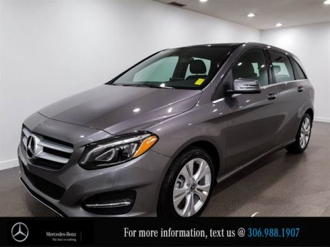 New 2019 Mercedes-Benz B-Class B 250, Save Up To $4000, 0.9% Financing & 3 Payment Waiver