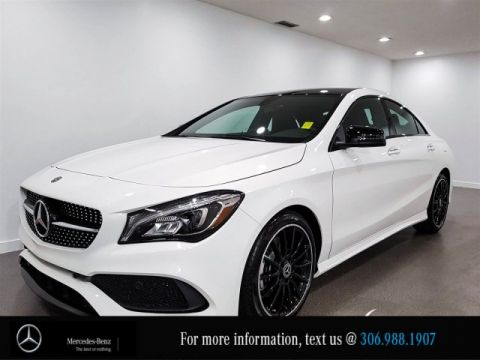 New 2019 Mercedes-Benz CLA CLA 250, Save Up To $3500, 0.9% Financing & 3 Payment Waiver