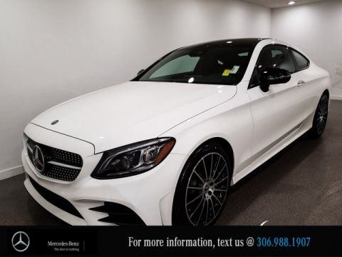New 2019 Mercedes-Benz C-Class C 300, Save $2950 & 2.9% Financing
