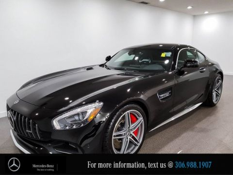 New 2019 Mercedes-Benz AMG GT AMG GT C Save Up To $5000