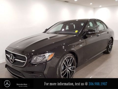 New 2019 Mercedes-Benz E-Class AMG E 53, Save Up To $4000, 2.9% Financing & 3 Payment Waiver
