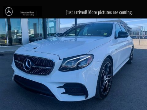 Certified Pre-Owned 2017 Mercedes-Benz E-Class AMG E 43 HEADS-UP Display 360 CAM Local Trade