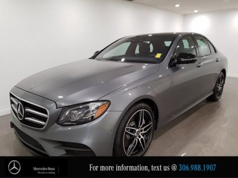 New 2019 Mercedes-Benz E-Class E 450, Save Up To $4000, 2.9% Financing & 3 Payment Waiver